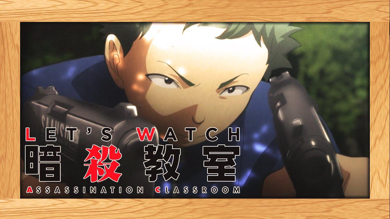 Let S Watch Assassination Classroom Season 2 Episode 4 Live