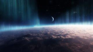 космическое видео