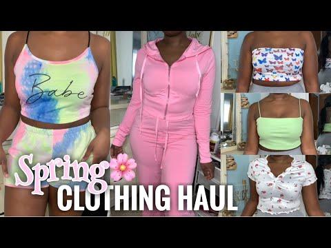 SHEIN SPRING CLOTHING HAUL 2020 !! 🌸⚡️