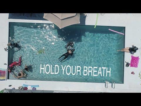 Kailolohia Static Breath Hold Competition   Kona Hawaii