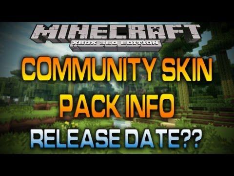 Minecraft Texture Packs Xbox 360