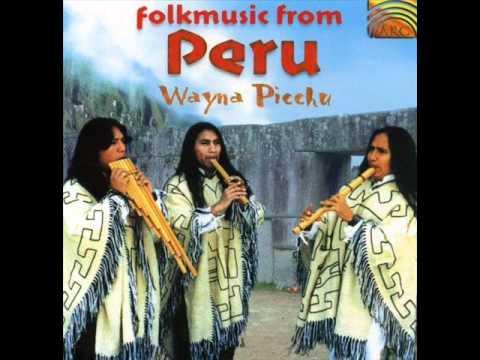 Bild: Wayna Picchu - Latin Folk Band aus Peru