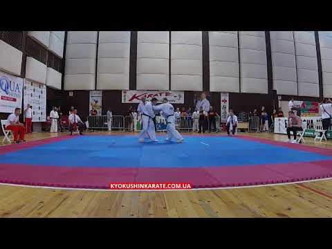 -70, 1/16 Kirill Psarev (Russia) - Michal Kalmus (Poland, aka) - The 32nd European Championship