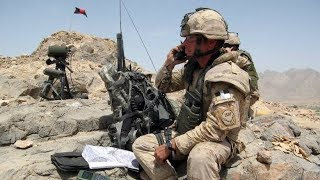 Canadian soldiers were 20 minutes away from running out of ammo in Afghanistan War battle
