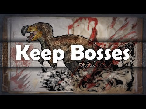 Ark   How to Spawn,Tame and Keep A Boss Forever