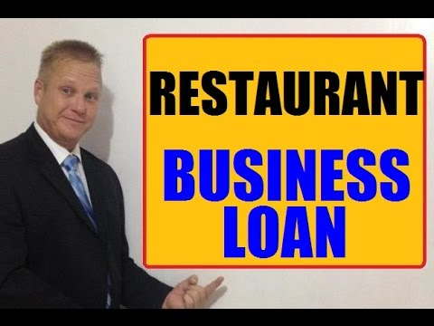 Secret To Restaurant Business Financing Get A  Small Business Loan