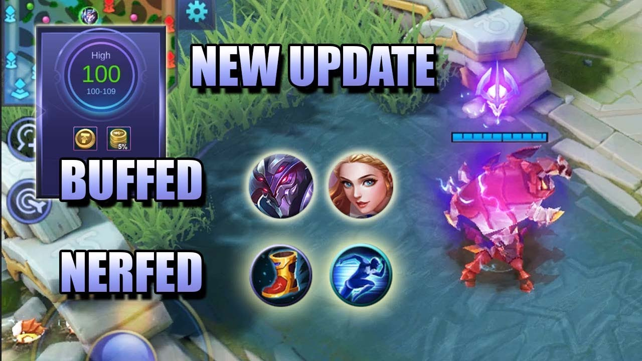 NEW UPDATE - BUFFED ZHASK, NEW CREDIT SCORE SYSTEM, X.BORG UNAVAILABLE