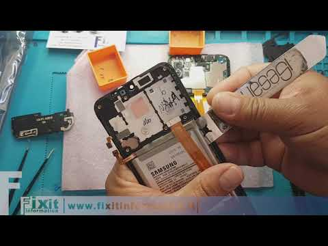 Samsung Galaxy A20e sostituzione display - Display Replacement