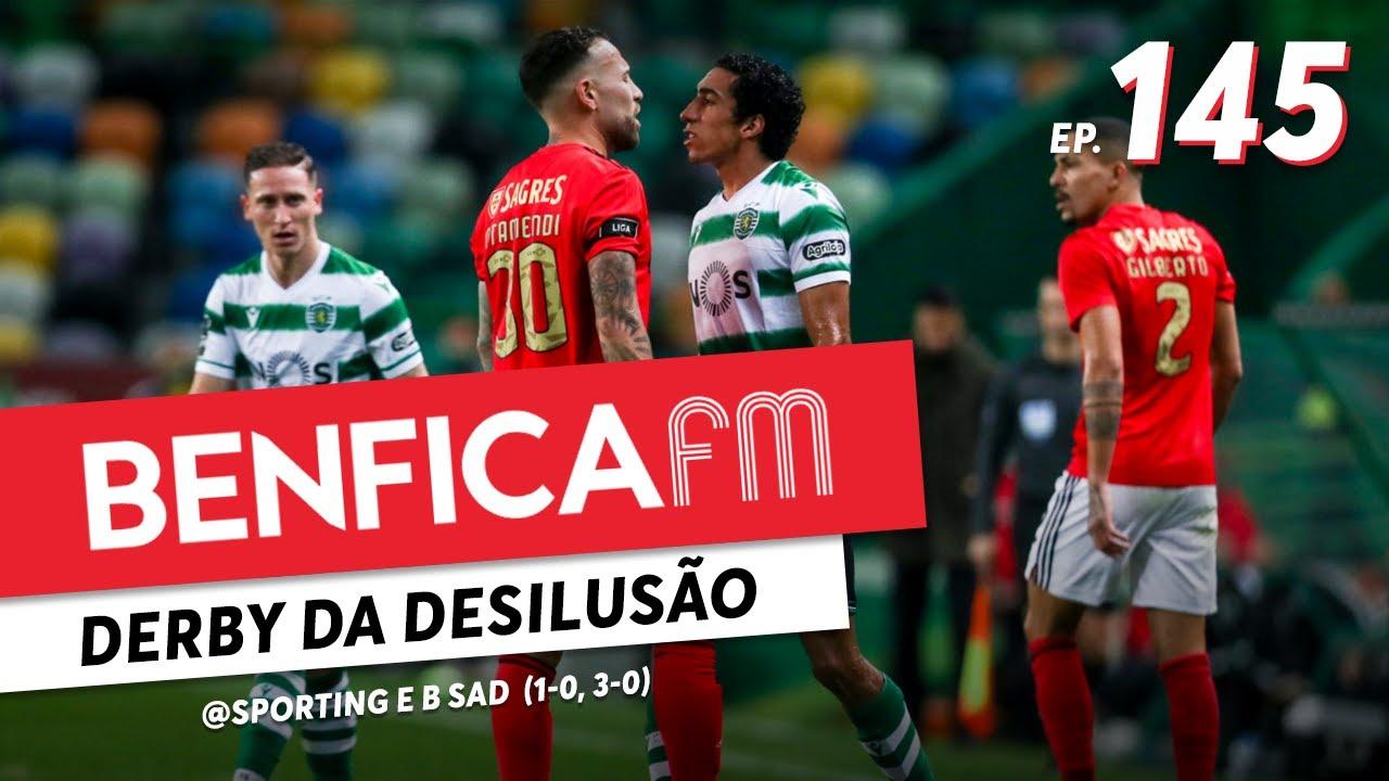 Benfica FM #145 - Sp. Braga e Nacional (1-2, 1-1)