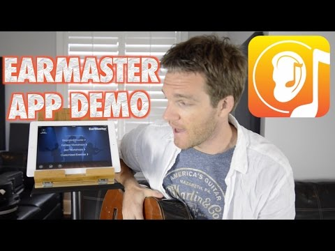 Ear Master Music Theory App Demo