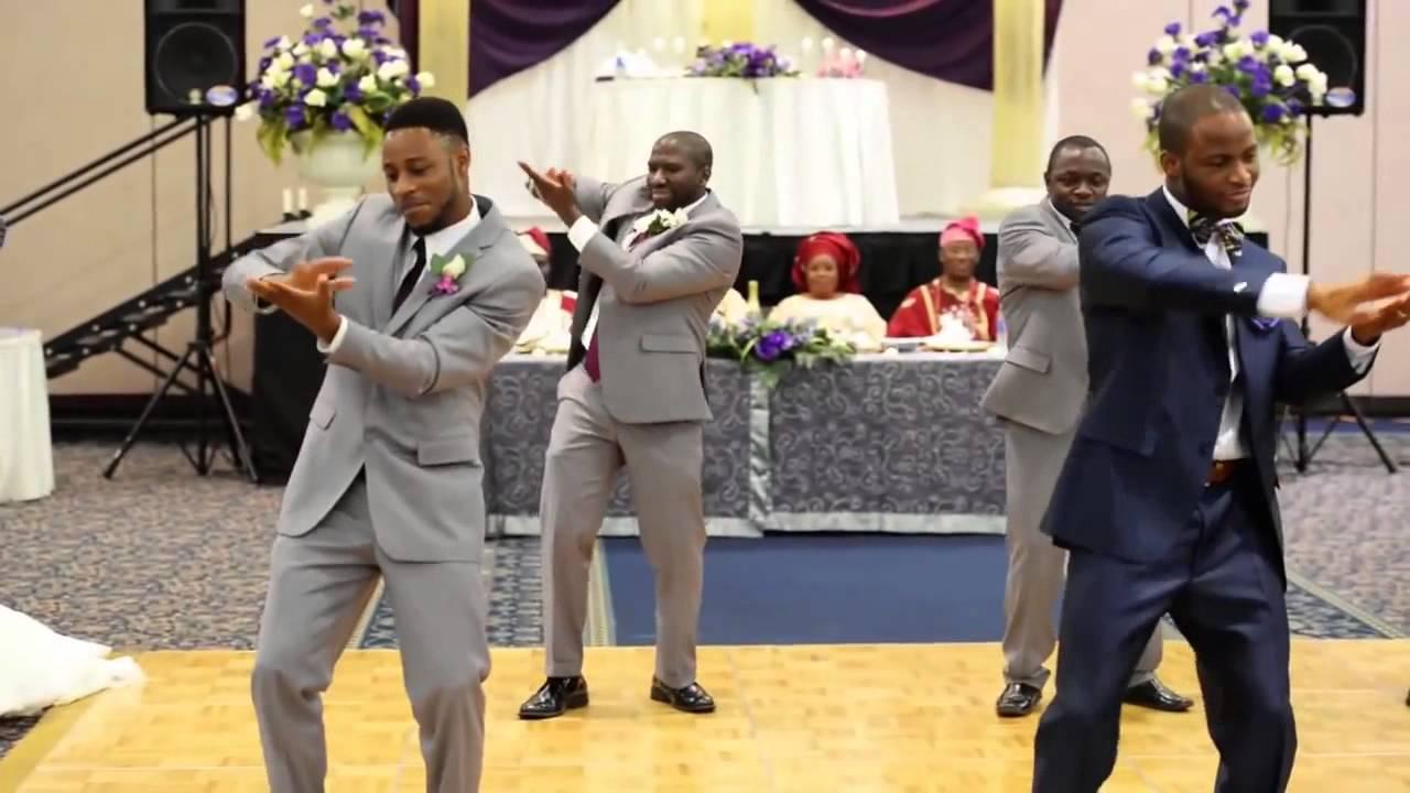 Wedding Digest Naija Yemi Mayowa Best Reception Dance By Henry Adewale Films You