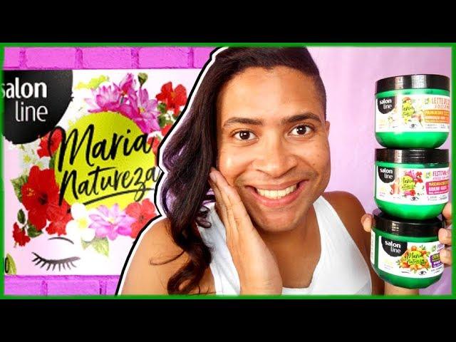 MARIA NATUREZA SALON LINE - QUAL É A MELHOR? DENISON DIAMOND