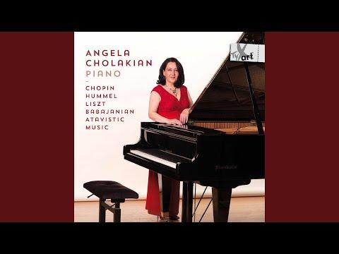 Polyphonic Sonata: III. Toccata: Allegro vivace