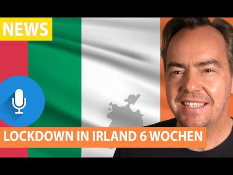 Lockdown in Irland für 6 Wochen: erstes Land in Europa macht dicht