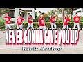 NEVER GONNA GIVE YOU UP ( Krysiek Remix ) - Rick Astley   Dance Fitness   Zumba