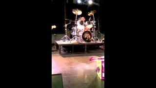 gina drumming