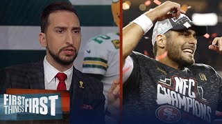 the-49ers-annihilated-the-packers-i-am-shocked-nick-wright-nfl-first-things-first