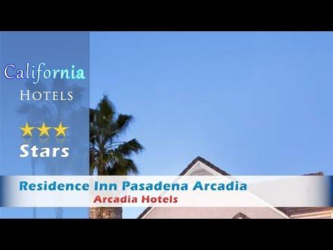 Residence Inn Pasadena Arcadia 3 Stars Arcadia, California