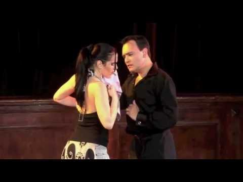 Zamba Romantica Argentina Georgina & Oscar Mandagaran