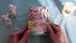 REVIEW +guidance LE TAROT DES ANGES GARDIENS DE DOREEN VIRTUE