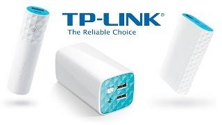 Обзор линейки портативных аккумуляторов TP-LINK