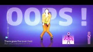 Just Dance 4: Hit 'Em Up Style (Oops!) - Blu Cantrell