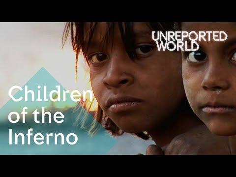 India's Children of the Inferno | Unreported World