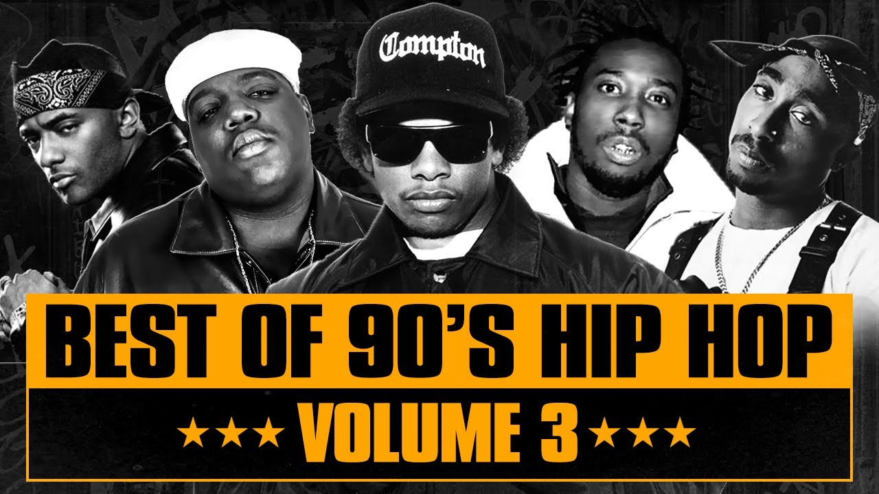 90's Hip Hop Mix #03 | Best of Old School Rap Songs | Throwback Rap Classics | Westcoast | East