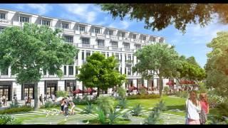 Sắp mở bán Dự án Liền kề, biệt thự Louis City Đại Mỗ