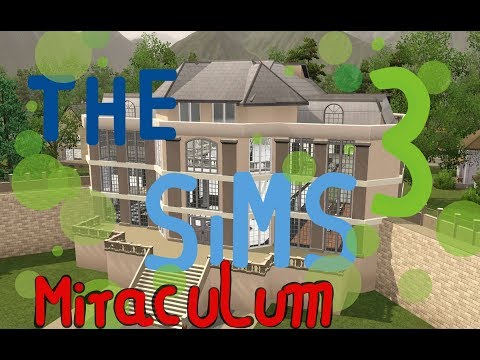 The Sims 3: Speed Build | Miraculous House Adrien | Miraculum Dom Adriena |Download|