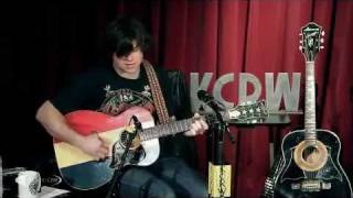 ryan adams. when will you come back home.  kcrw