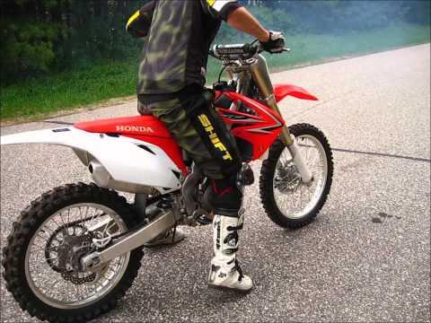 dirt bike instructional videos