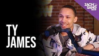 Ty James Talks Splash, Drake & Soundcloud Rappers