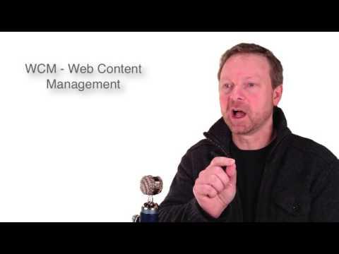 WCM Web Content Management.mp4