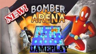 Bomber Arena * Bomberman вернулся * Gameplay(PC)