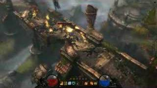 Diablo III Gameplay Trailer HD (2/2)