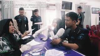 Donor Darah Memperingati Hari Bhakti Pemasyarakatan Tahun 2019 - Divisi PAS Kemenkumham Babel