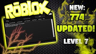 NEW ROBLOX EXPLOIT 774 JAILBREAK HACK LUA C TROLL CMDS APOC HACK AND MUCH MORE!