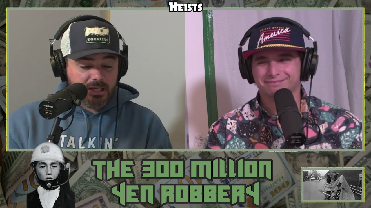 The 300 Million Yen Robbery | Laughs from the Past | S9E7