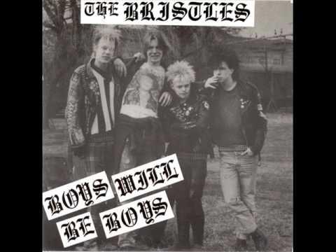 The Bristles - Boys Will Be Boys (EP 1984)