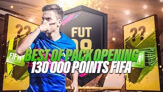 FIFA 19 - BEST OF PACK OPENING 130 000 POINTS FIFA