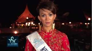 Miss Scuba International 2011 #7-Farah Zesa Ayuningtyas