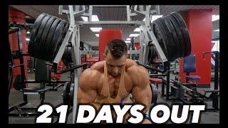 Bodybuilding motivation - regan grimes 21 days out