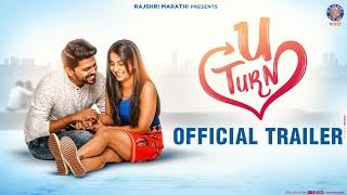 U TURN - Official Trailer ft. Sayali Sanjeev, Omprakash Shinde | New Marathi Web Series 2019
