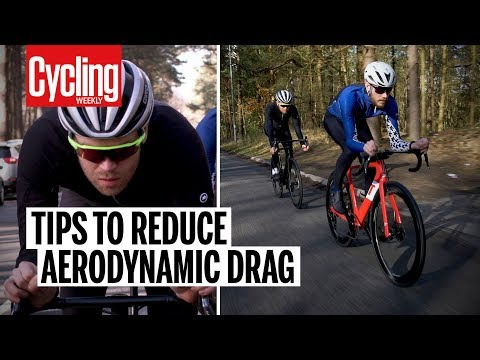 How To Reduce Your Aerodynamic Drag   Cycling Weekly