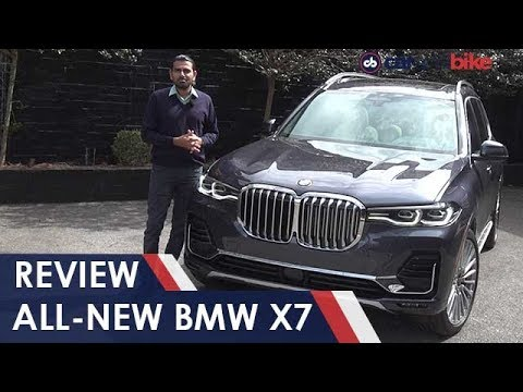 All-New BMW X7 Review | NDTV carandbike