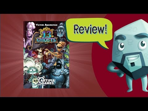 13 Ghosts Review - with Zee Garcia