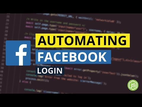 Automating Facebook Login With NodeJs In 5 Minutes