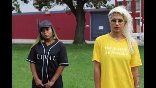 "Madame Gandhi - ""The Future is Female (TT The Artist Club Remix feat. UNIIQU3)"" (Official Video)"