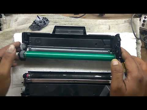 Samsung SCX 3401, Printing Problem